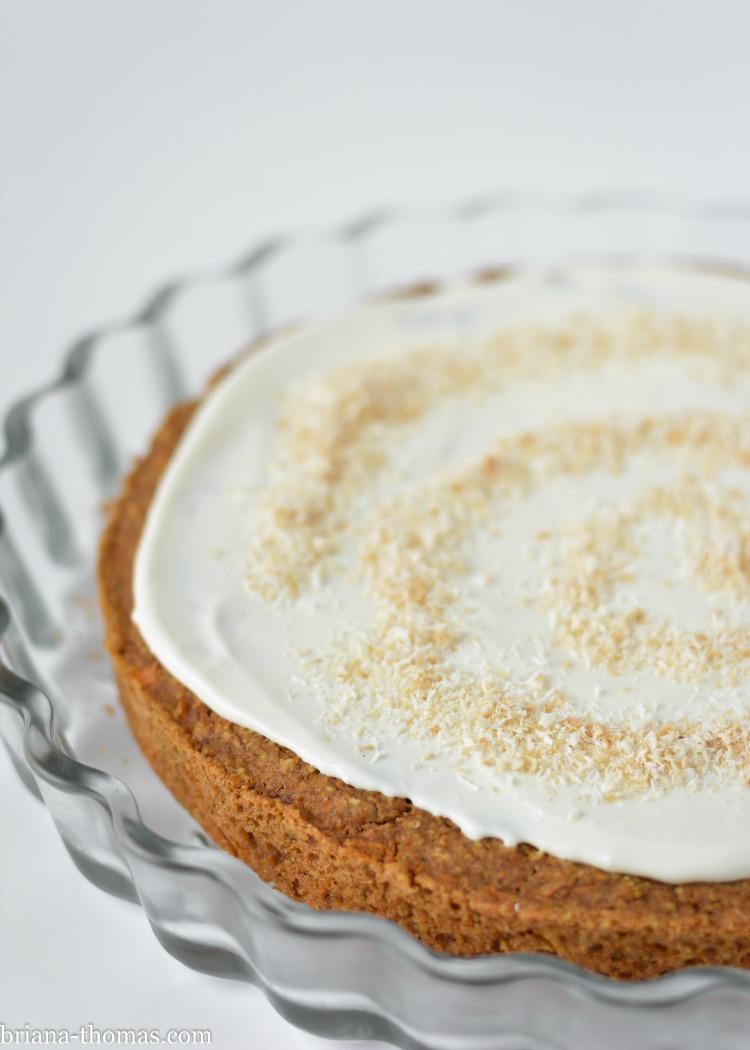 Briana Thomas Banana Cake