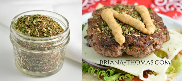Bri's Basic Spice Rub - Briana Thomas