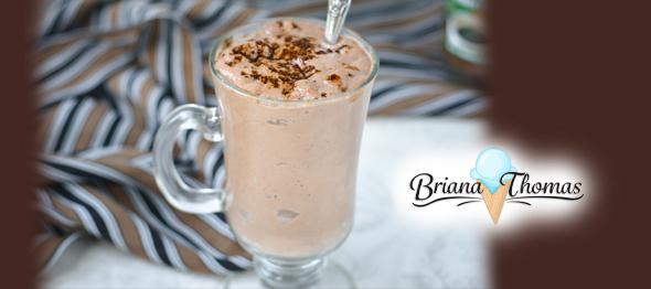 Milk Chocolate Pudding - Briana Thomas
