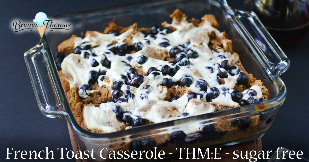 French toast casserole briana thomas ccuart Image collections